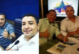 NOVIDADES NO RÁDIO: Diego Lima e Fábio Bernardo estão de volta ao rádio a partir de segunda-feira