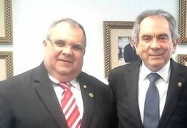 OFICIAL: Raimundo Lira assina hoje filiação ao PSD na sede nacional do partido em Brasília
