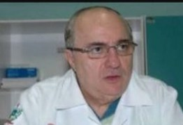 Médico Ronaldo Mendonça sofre infarto e morre durante viagem a SP