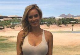 Nada de decote! Novo código de vestimenta do golfe feminino gera polêmica