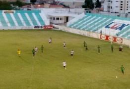 Sousa vence e abre vantagem sobre o Guarany de Sobral no mata mata da Série D