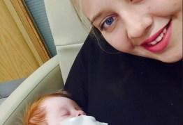 Mulher vai ao médico com suspeita de apendicite e descobre estar prestes a dar à luz