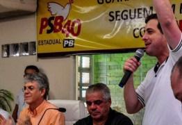 Gervásio participa de encontro do PSB e diz que projeto implementado por Ricardo precisa continuar