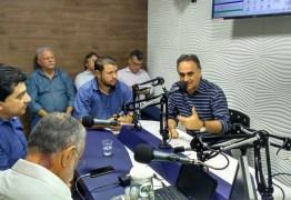 Luciano Cartaxo volta a dizer que Guarda Militar é gambiarra e que só concurso pode melhorar segurança