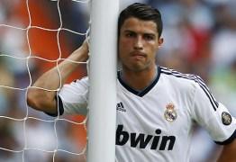 Federação mantém suspensão de Cristiano Ronaldo por 5 jogos