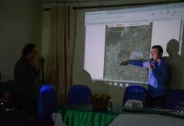 Prefeito reúne vereadores em apresentação de projeto de infraestrutura para Santa Rita