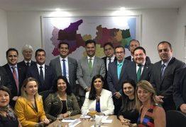 Defensores públicos gerais se reúnem com vice-governadora