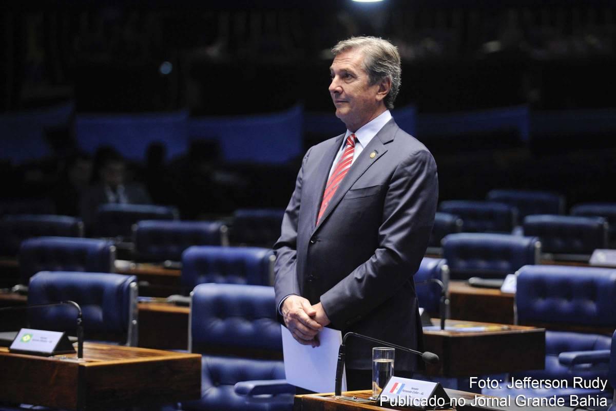 Fernando Collor de Mello - CONFIRMADO: Julgamento de Collor será nesta terça no Supremo por comandar organização criminosa