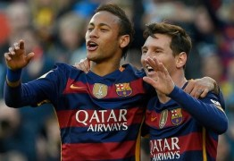 Jornal revela conversa em que Messi tentou convencer Neymar a ficar no Barcelona