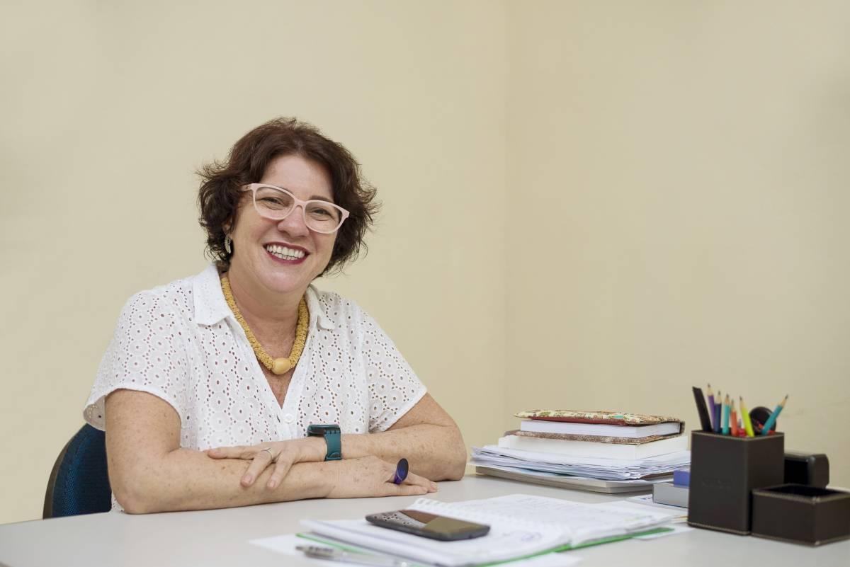 Prefeita Márcia Lucena participa de reunião no DER e trata sobre melhorias na malha viária e acesso a Zona Rural de Conde - Prefeita de Conde Márcia Lucena envia à Câmara projeto de lei que premia estudantes e profissionais de educação do município