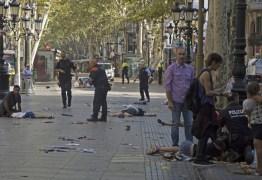 Terrorista de Barcelona é procurado por toda a Europa