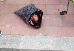 Polícia investiga caso de mulher de tentou enviar recém-nascida pelo correio
