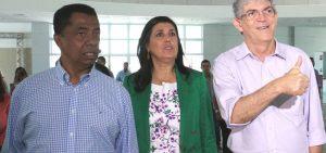 """damião ligia ricardo 1024x480 300x141 - Será que Lígia, vai dizer NÃO à """"Operação Azevediana"""" e tirar o governador Ricardo, da disputa senatorial? - Por Rui Galdino"""