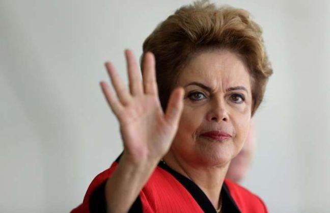 dilma adeus - Dilma escolhe Alckmin como nome da direita: 'Tem mais o perfil do brasileiro'