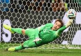 Fifa cria prêmio de melhor goleiro do mundo na temporada