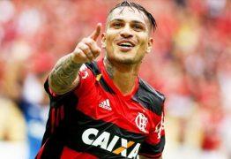 Flamengo sente ausência de Guerrero