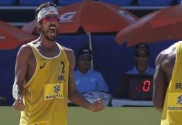 Campeão mundial de vôlei participa de competição paraibana neste domingo