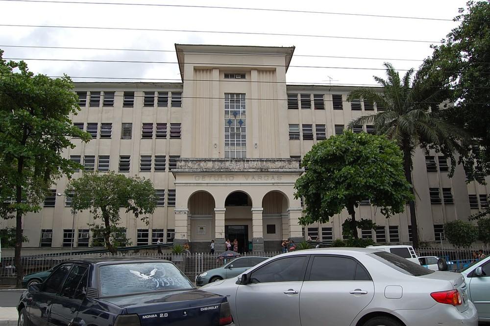 hospital getulio vargas - Novinho da Paraíba é assaltado e espancado no Recife