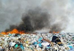 Prefeito de Patos decretou situação de emergência ambiental na cidade
