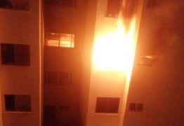 Incêndio criminoso deixa várias pessoas feridas em João Pessoa entre elas 3 bebês