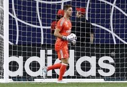 Filho de Zidane estreia como goleiro do Real Madrid