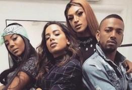 Encontro de quarteto pop brasileiro leva internautas à loucura