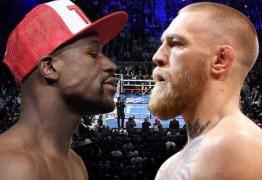 UFC: May-McGregor pode se tornar a luta mais milionária da história
