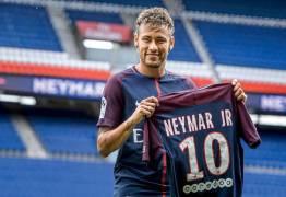 Efeito Neymar: PSG vende 1 milhão de euros em camisas em um dia