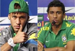 Neymar parabeniza Paulinho pelo acerto com o Barcelona: 'Espero que você seja muito feliz'