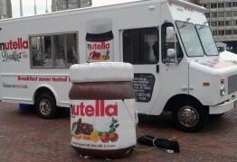 Caminhão com mais de R$ 187 mil em Nutella e Kinder Ovo é roubado na Alemanha