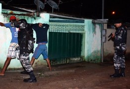 Operação Impacto: Polícia prende 22 suspeitos e retira oito armas de fogo de circulação