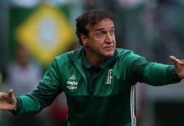 Palmeiras retorna aos treinos para enfrentar a pior sequência do 1º turno