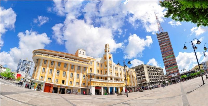 paraiba palace - ALPB promulga homenagem a Gervásio Maia