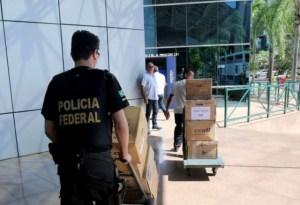 policia federal 300x205 - Operação da Polícia Federal apura desvio de dinheiro no Bolsa Atleta