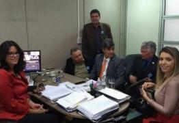 Em Brasília, prefeita de Monteiro cumpre agenda ao lado de Wellington Roberto