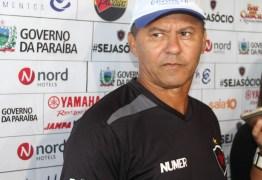 Ramiro Souza é o novo técnico do Botafogo-PB