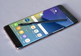 Após casos de explosão por superaquecimento, Samsung recolhe baterias de smartphones