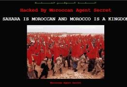 Site de deputado paraibano é invadido por hacker do Marrocos