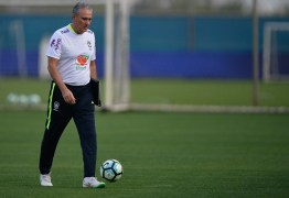 Seleção brasileira amplia tempo de treinos fechados