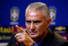 Tite divulga nomes para duelos pelas eliminatórias para a Copa do Mundo de 2018