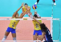 De virada, Brasil vence a Holanda no vôlei feminino