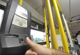Sintur-JP cadastra biometria dos usuários de ônibus que possuem gratuidade