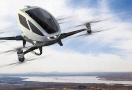 VEJA VÍDEO: Dubai inicia testes de drone autônomo para futuro serviço de táxi