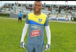 Ex-goleiro do Botafogo-PB e Auto Esporte morre em grave acidente na Bahia