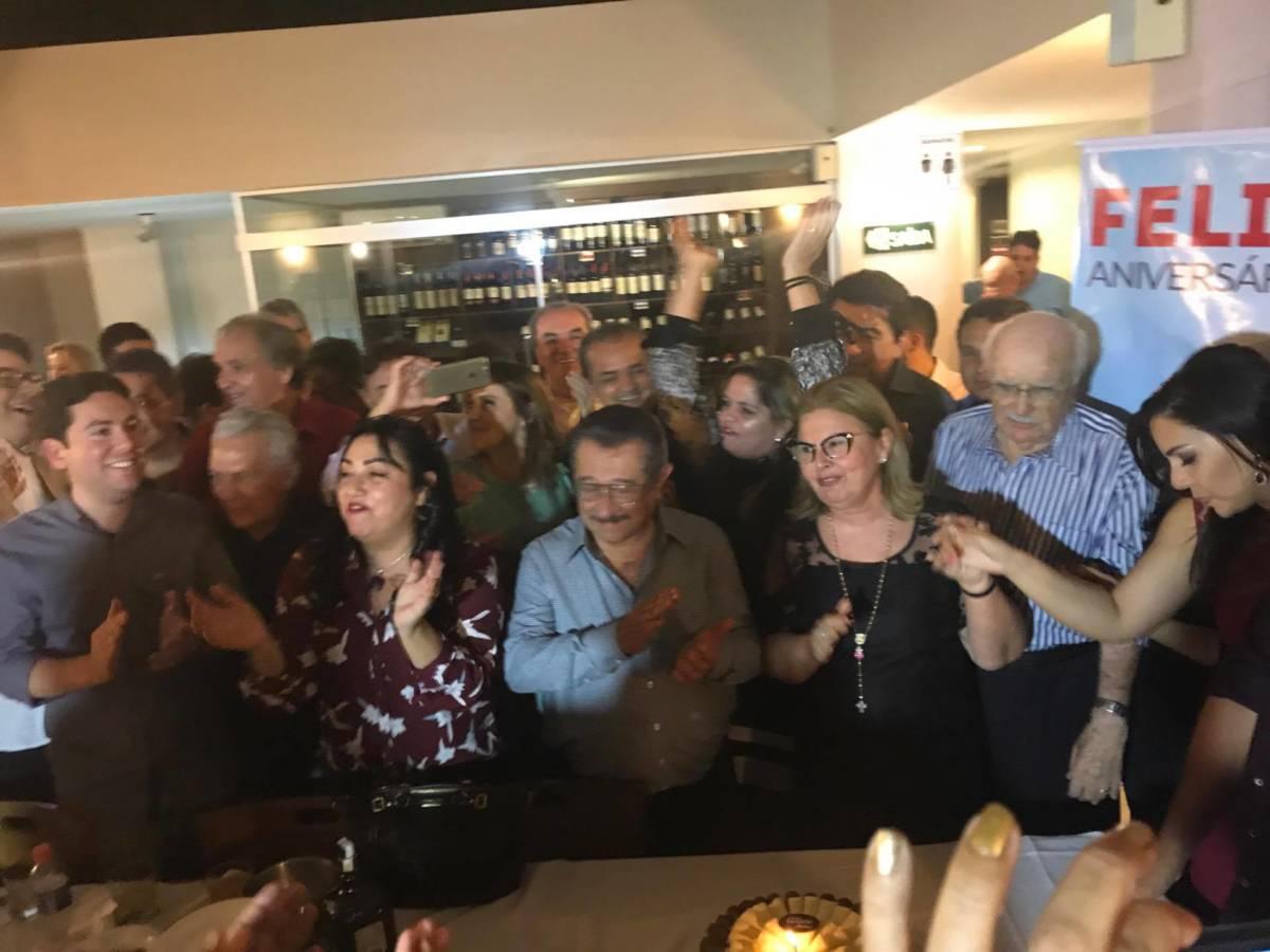 21682529 1569708766418617 884161410 o - UNIDADE NA OPOSIÇÃO: Primeiro evento da pré campanha da oposição é o aniversário de Maranhão