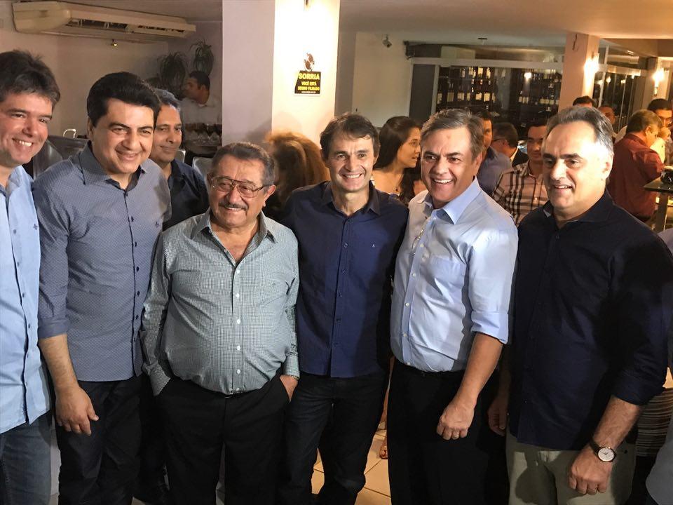 21763525 1569697733086387 1805220327 n - UNIDADE NA OPOSIÇÃO: Primeiro evento da pré campanha da oposição é o aniversário de Maranhão