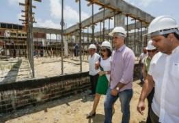 Luciano Cartaxo vistoria obras e destaca que investimentos de R$ 5 milhões são demandas do OP