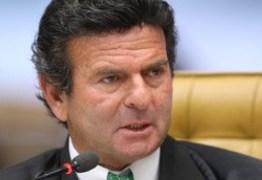 Luiz Fux defende prisão dos irmãos Batista