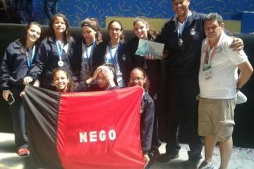 Com nove medalhas, Paraíba encerra participação nos Jogos Escolares