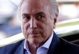 Planalto chama de 'realismo fantástico' a denúncia contra Temer